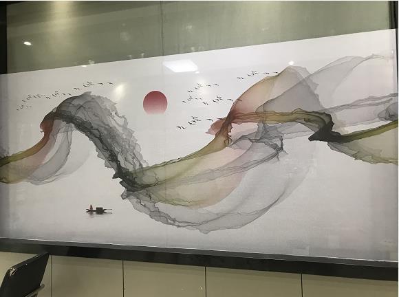 个性定制壁画
