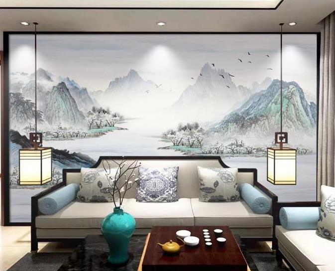 家装壁纸风格如何选择合适呢
