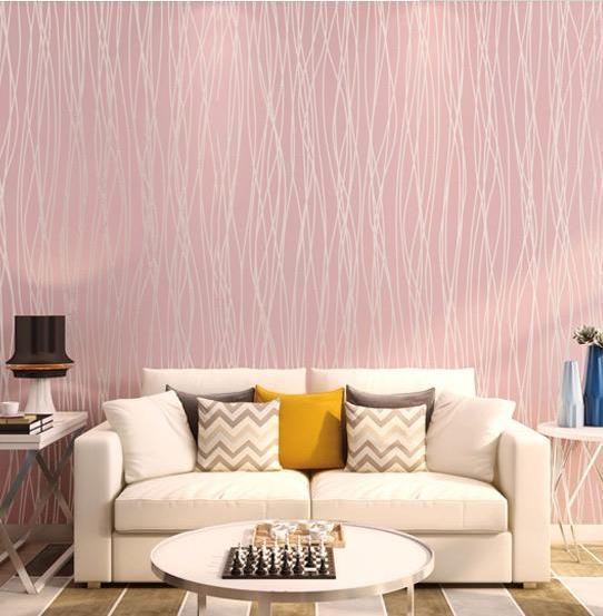 纯纸墙纸和无纺布墙纸有什么区别