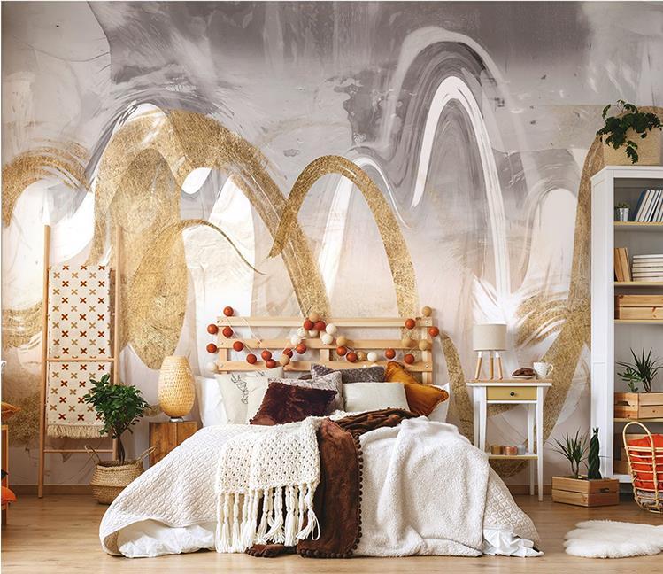 房屋装修用集成板和壁纸有什么区别