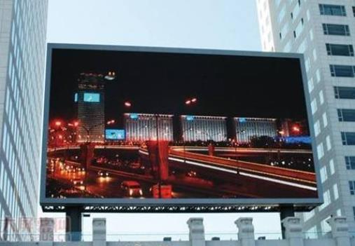 户外LED显示屏防水技巧及注意事项