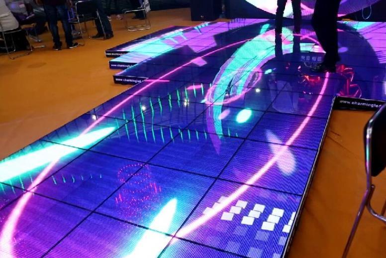 LED地砖屏具体的应用范围有哪些