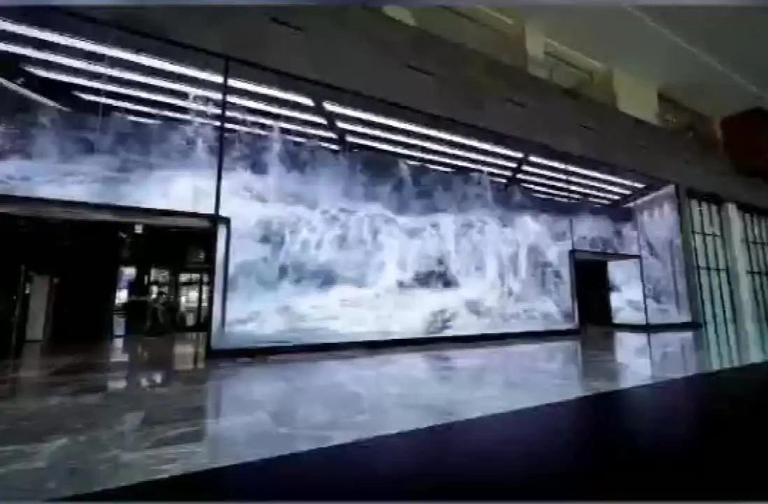 LED显示屏在广告景观中具有哪些潜能