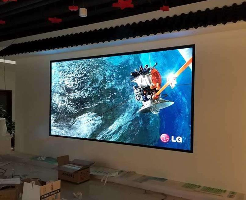 全彩LED显示屏在安防领域的应用
