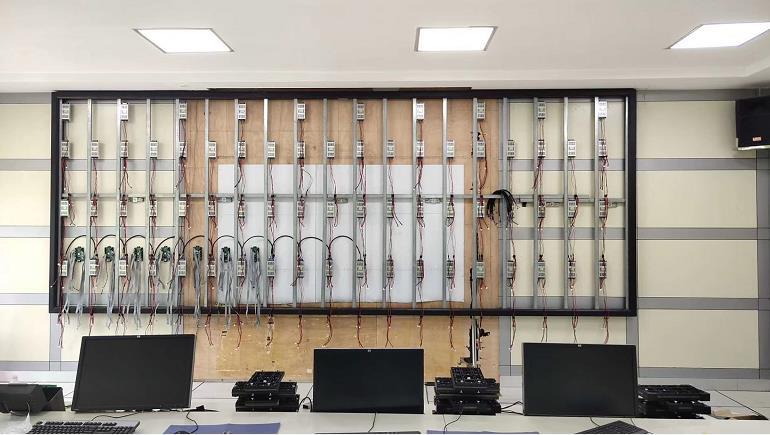 LED显示屏组装比较常见问题