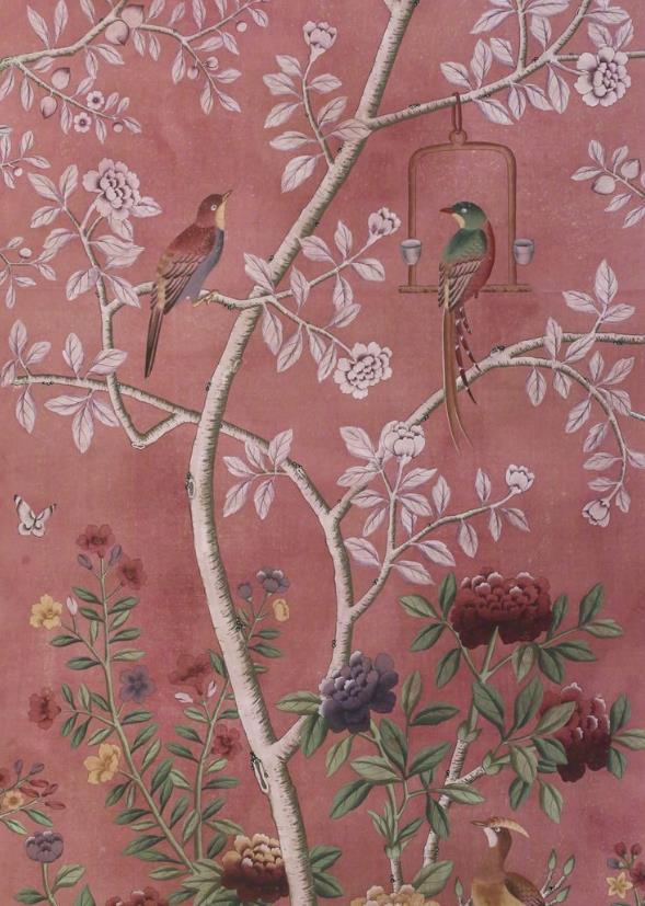 無縫壁畫裝修背后的玄機 壁畫顏色的正確使用