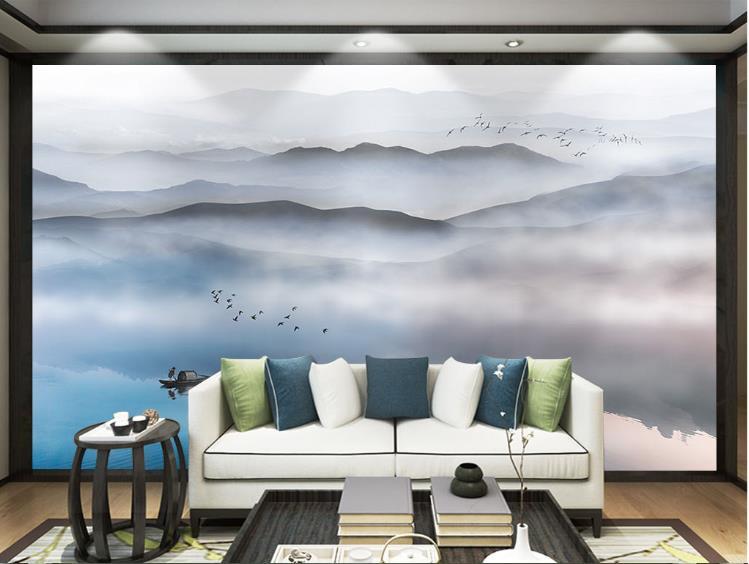 不同朝向的房间选择什么样的无缝墙布适合