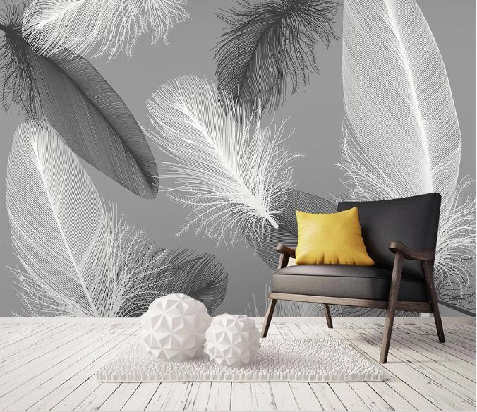 不同朝向的房间选择什么样的无缝墙布比较适合
