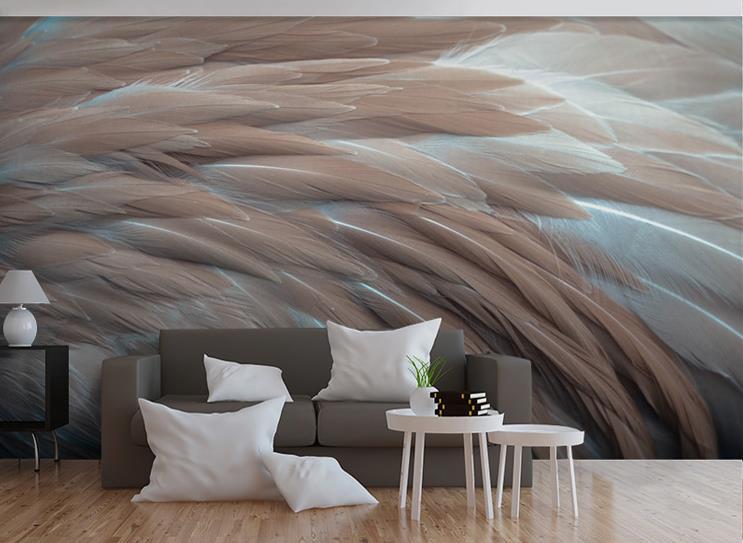 室内装修如何选择合适花纹的墙布