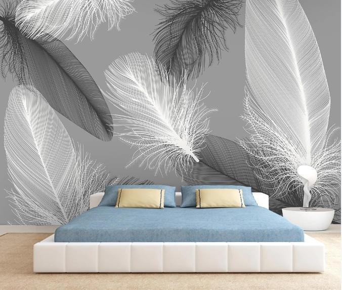 无缝墙布所具有的优良特性