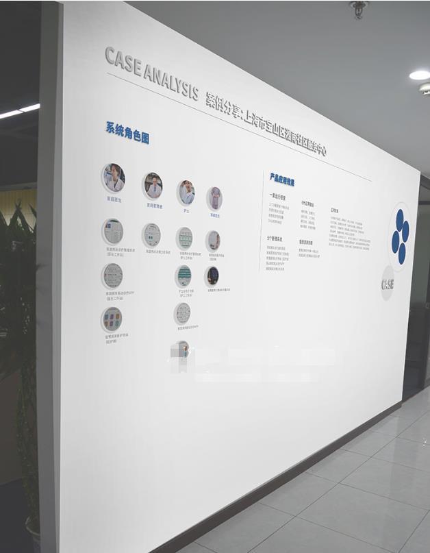 公司过道(走廊)文化墙如何设计布置