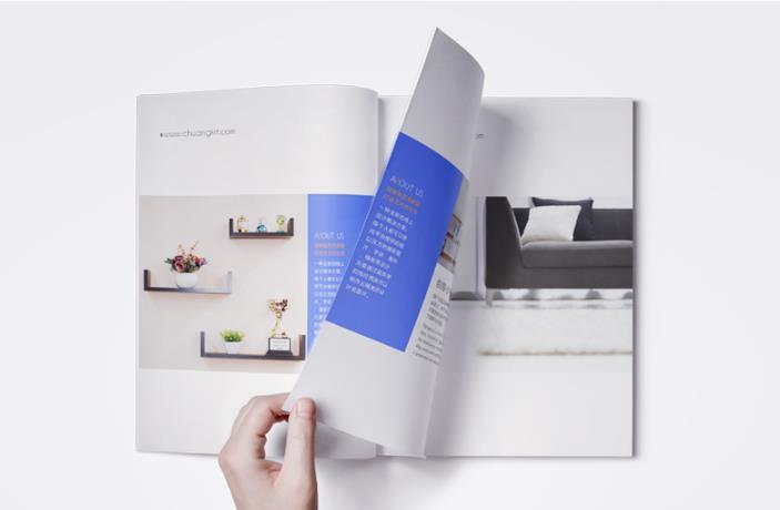 企业画册设计有哪些基本要素