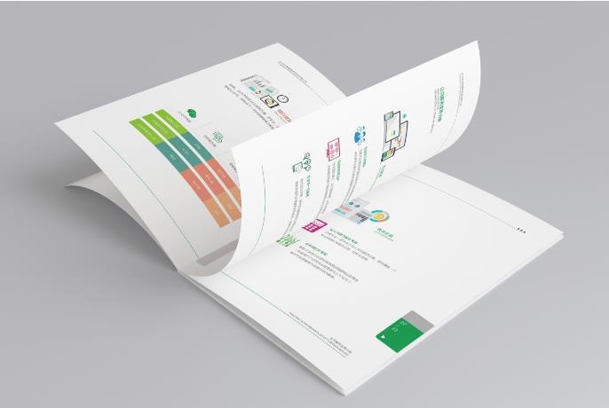 企业画册和宣传册的设计区别是什么