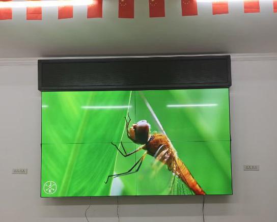 LED拼接显示屏的等分拼接技术介绍