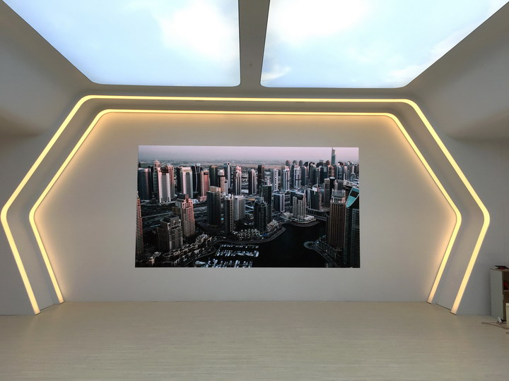 全彩LED显示屏如何提高清晰度