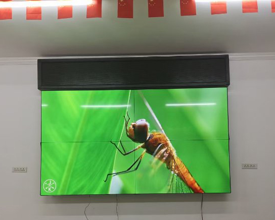 监控显示屏用DID液晶拼接屏还是DLP背投屏好