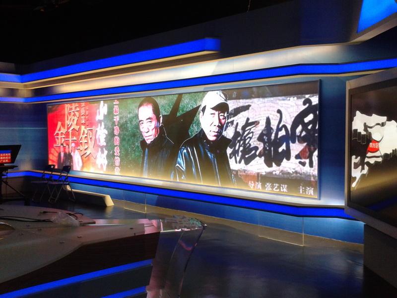 LED大屏幕的出来电影产业有助降低成本