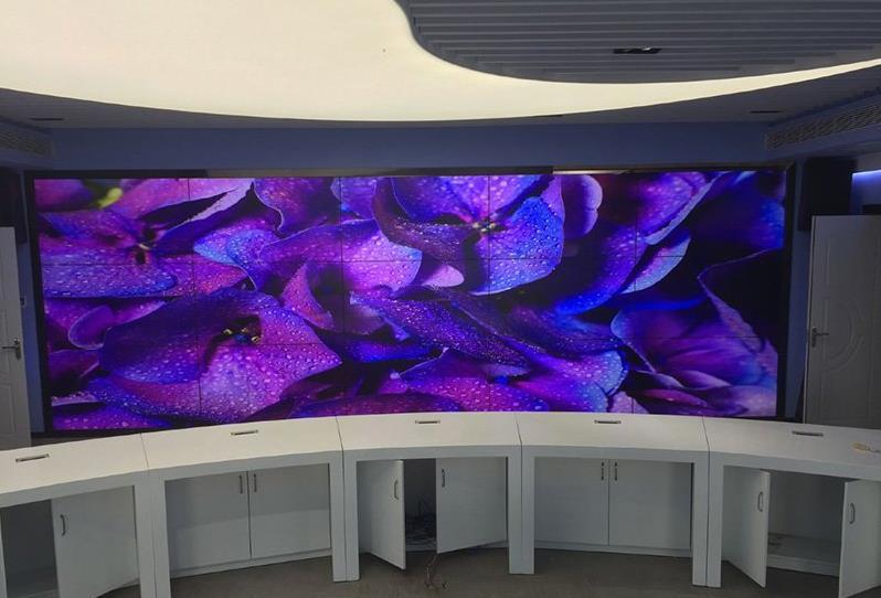 展厅液晶拼接屏设计控制五要素