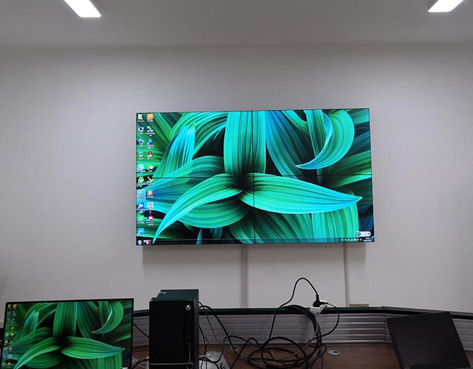 55寸液晶拼接屏长宽是多少?怎么算要几块屏来拼