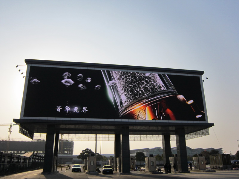 LED顯示屏安裝費用計算參考
