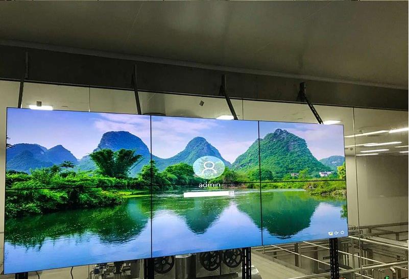商显设备节能减排当选液晶显示器