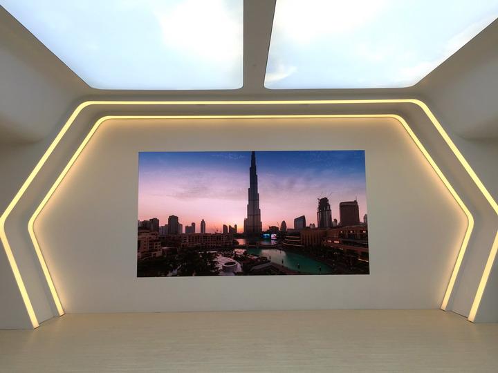 室内小间距led显示屏的亮度应该怎么控制