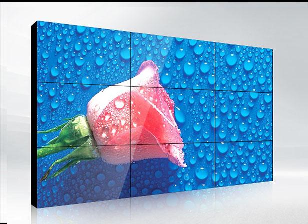 超窄边液晶拼接屏跟普通液晶屏相比有哪些优势