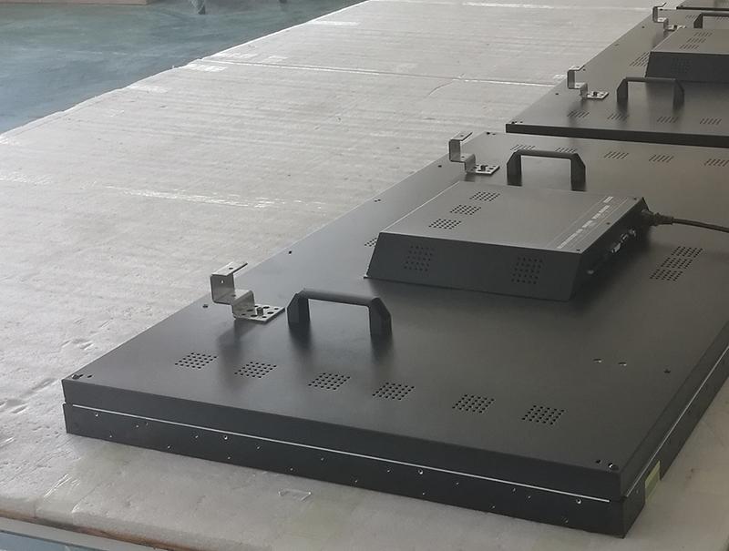 液晶拼接屏风险规避环境控制保养
