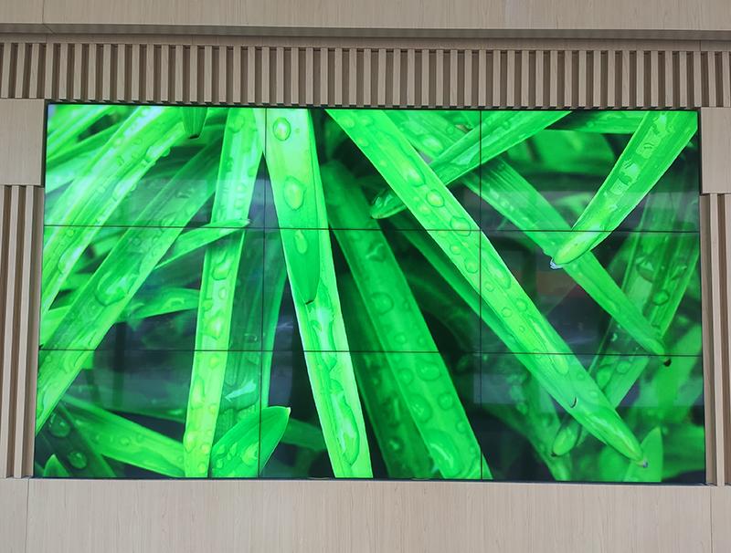55寸0.88mm液晶拼接屏在会议显示大屏中的优点