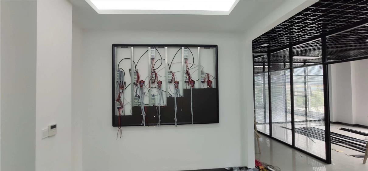 室内LED模组安装顺序是怎样的