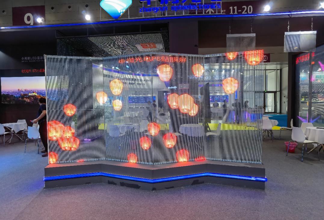 led透明屏都可以运用到哪些场景