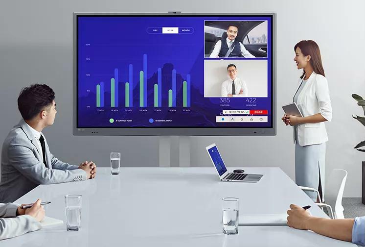 视频会议系统设备为信访工作..赋能
