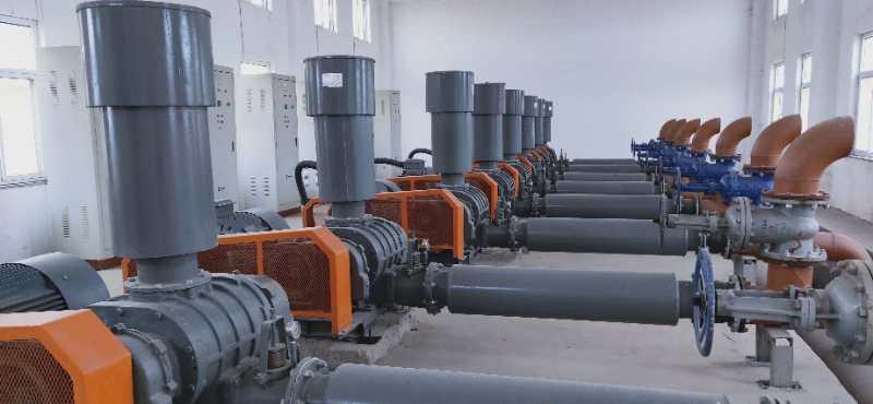 水产养殖增氧风机