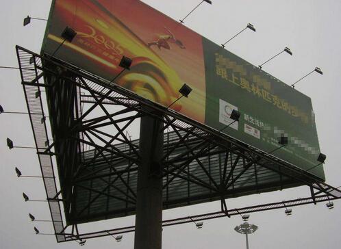 陕西户外广告工程