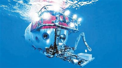 中国载人深潜向海底一万米进发 期待更高纪录
