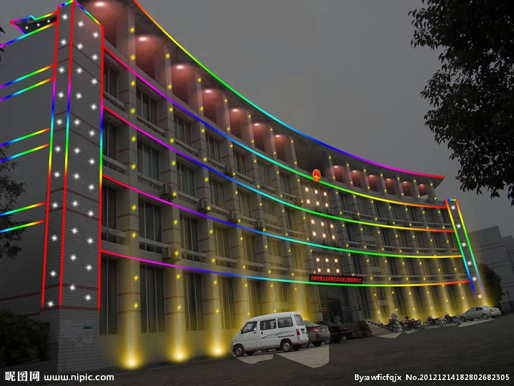 楼宇亮化工程