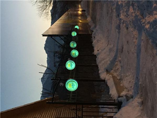 陕西大型门头灯箱设计吸塑灯箱