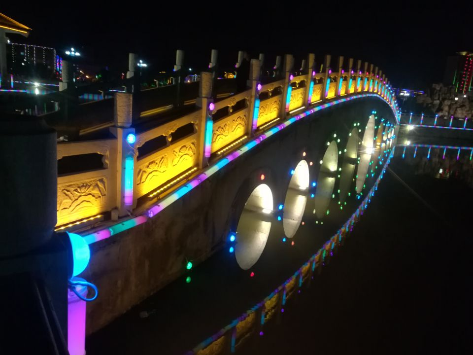 陕西桥梁亮化工程