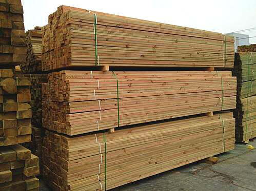 重庆防腐木工程