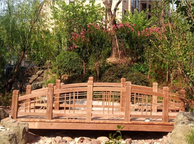重慶木欄杆