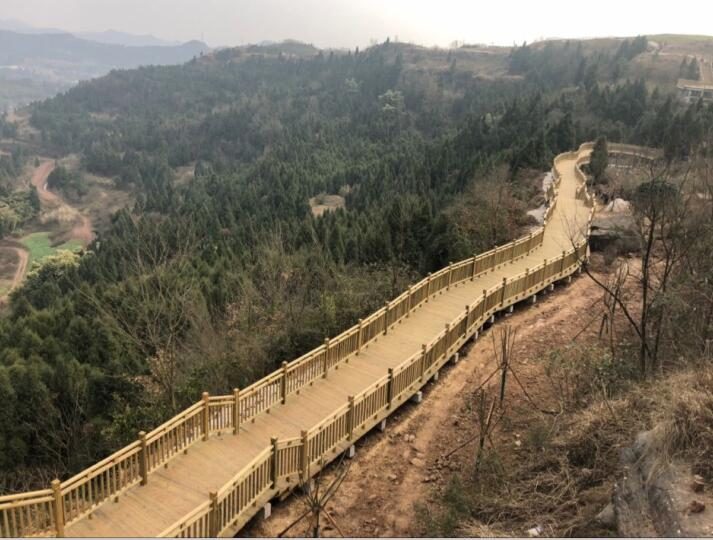 重慶木棧道