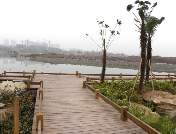 重庆木栈道施工
