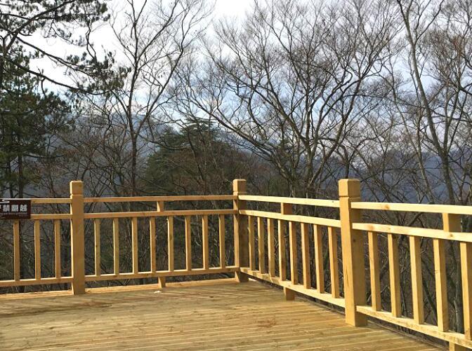 重庆木栏杆工程