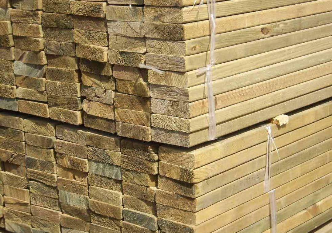 重庆防腐木材