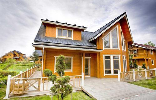 帶您了解一下防腐木木屋的設計要點