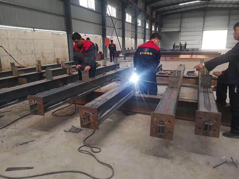 西安鋼結構廠房
