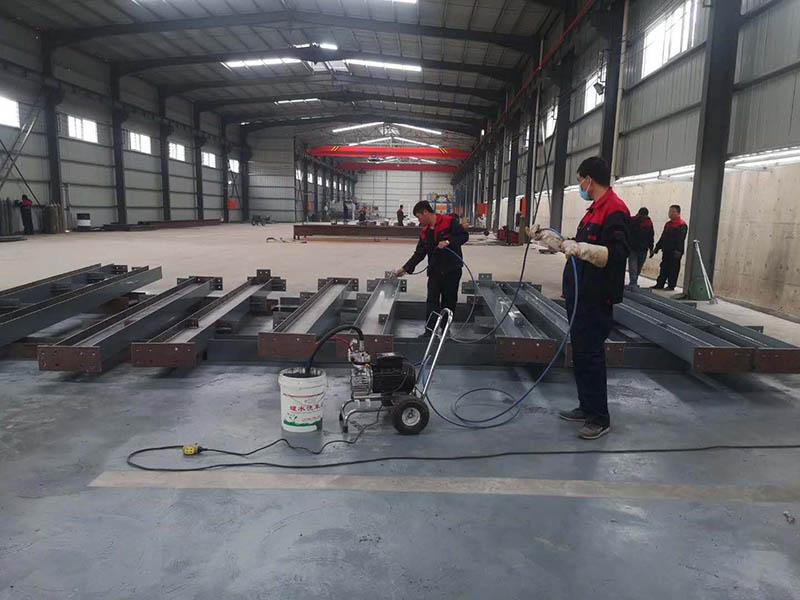 西安富興鋼結構工程