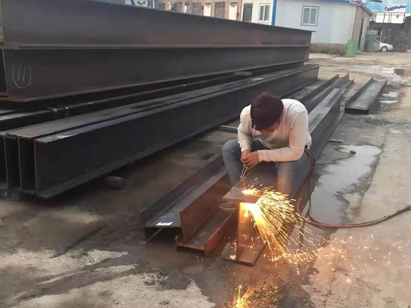 陜西鋼結構_C型鋼