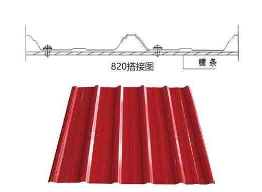 在雨季,彩鋼板屋面施工時這三個方面需要注意