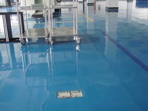 水性环氧地坪